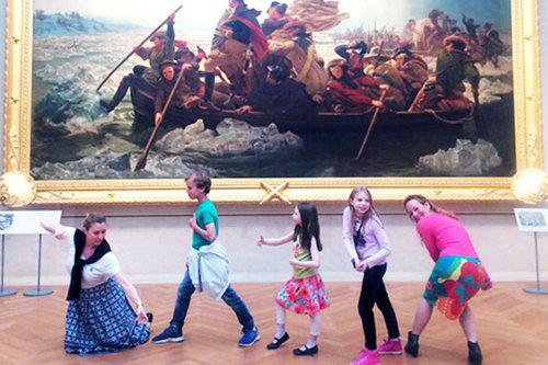 Museum Hack (at The Metropolitan Museum of Art)