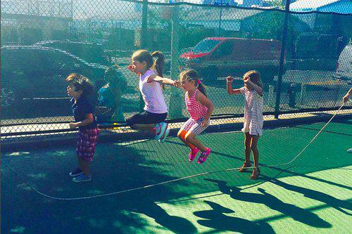 ElfTennis (at Hoboken Charter School)