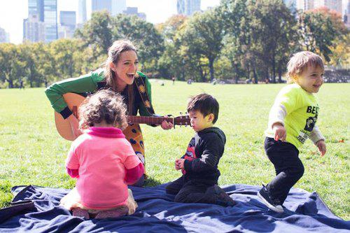 Jam with Jamie (at Central Park)