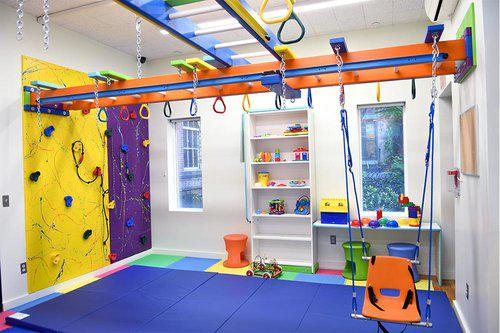 Little Friends' Sensory Gym