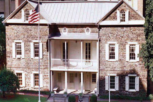 Mount Vernon Hotel, Museum and Garden