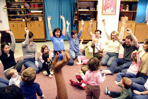 Kids Music Together - Elmhurst