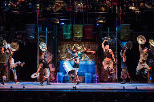 Stomp (at Orpheum Theatre)